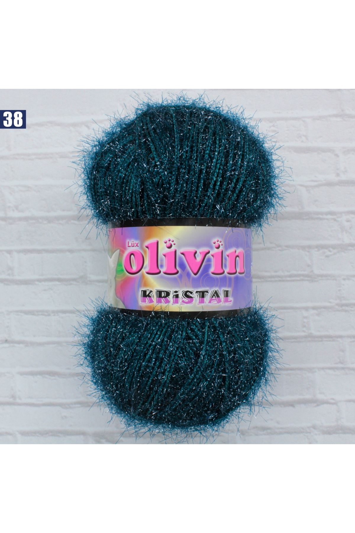Olivin Simli Kristal  - 38