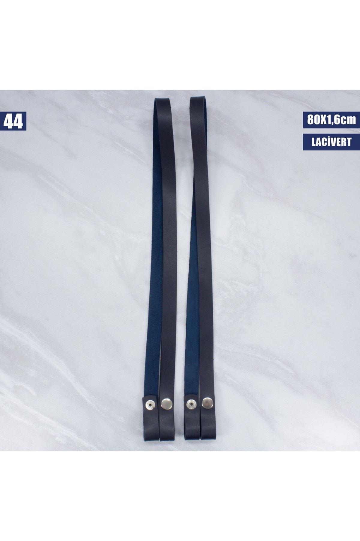 Deri Çıtçıtlı Çanta Sapı - 44