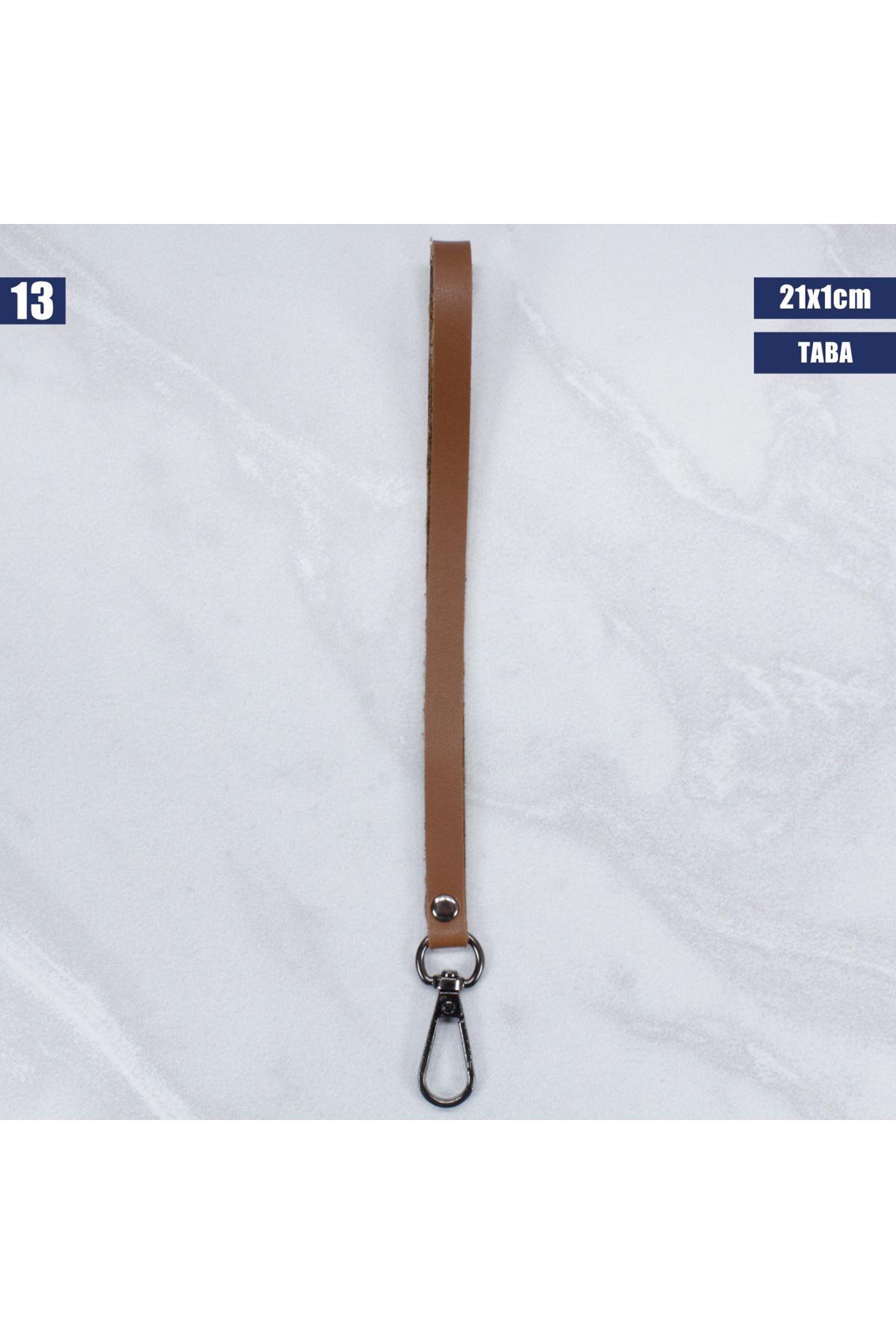 Deri Çanta Elciği - 13