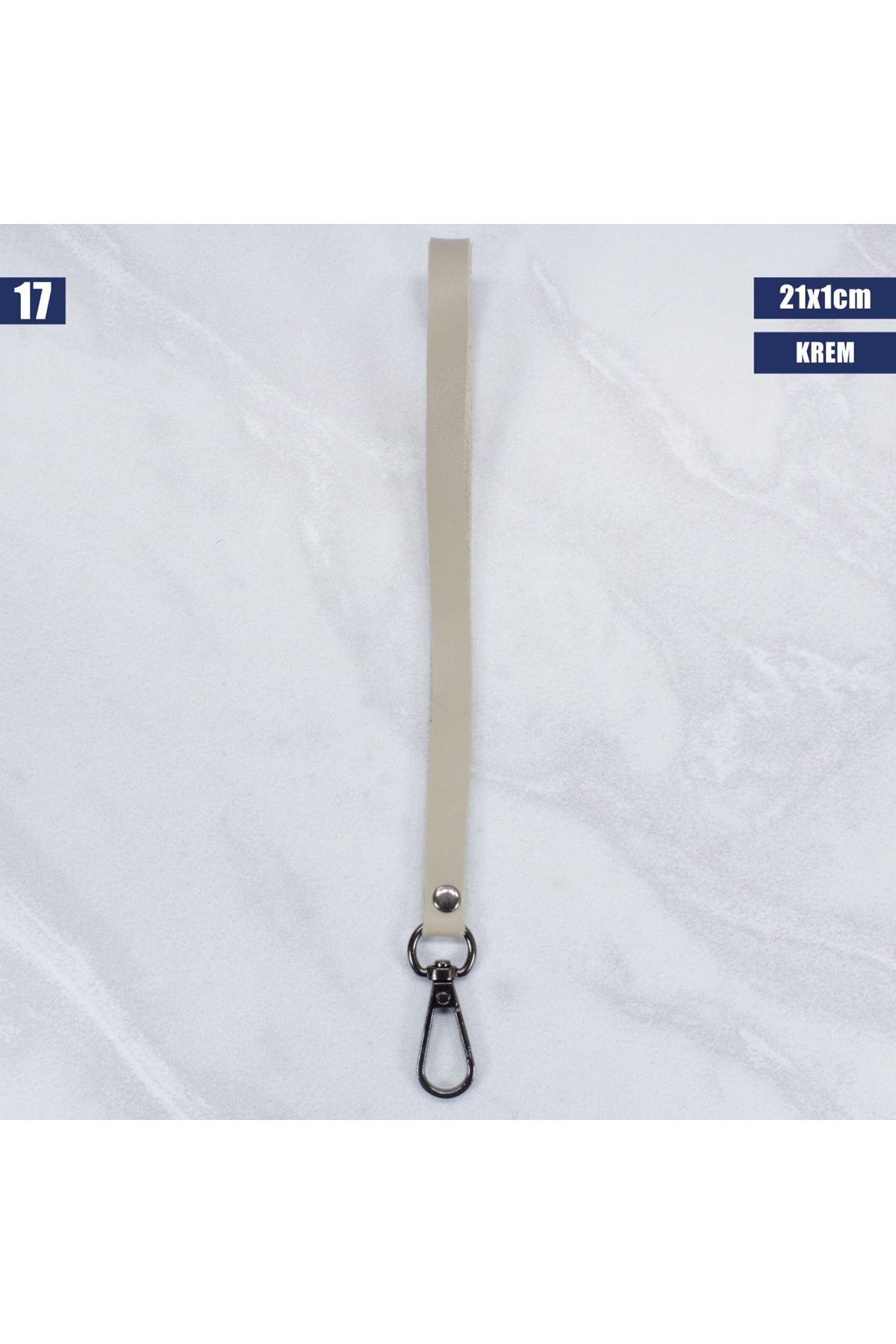 Deri Çanta Elciği - 17