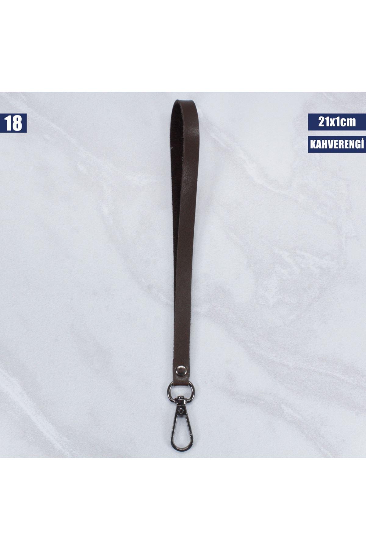 Deri Çanta Elciği - 18