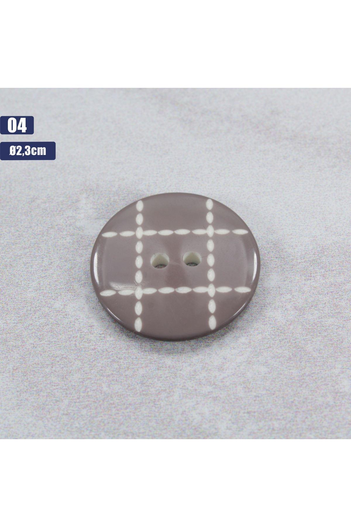 Düğme 1 Adet - 04
