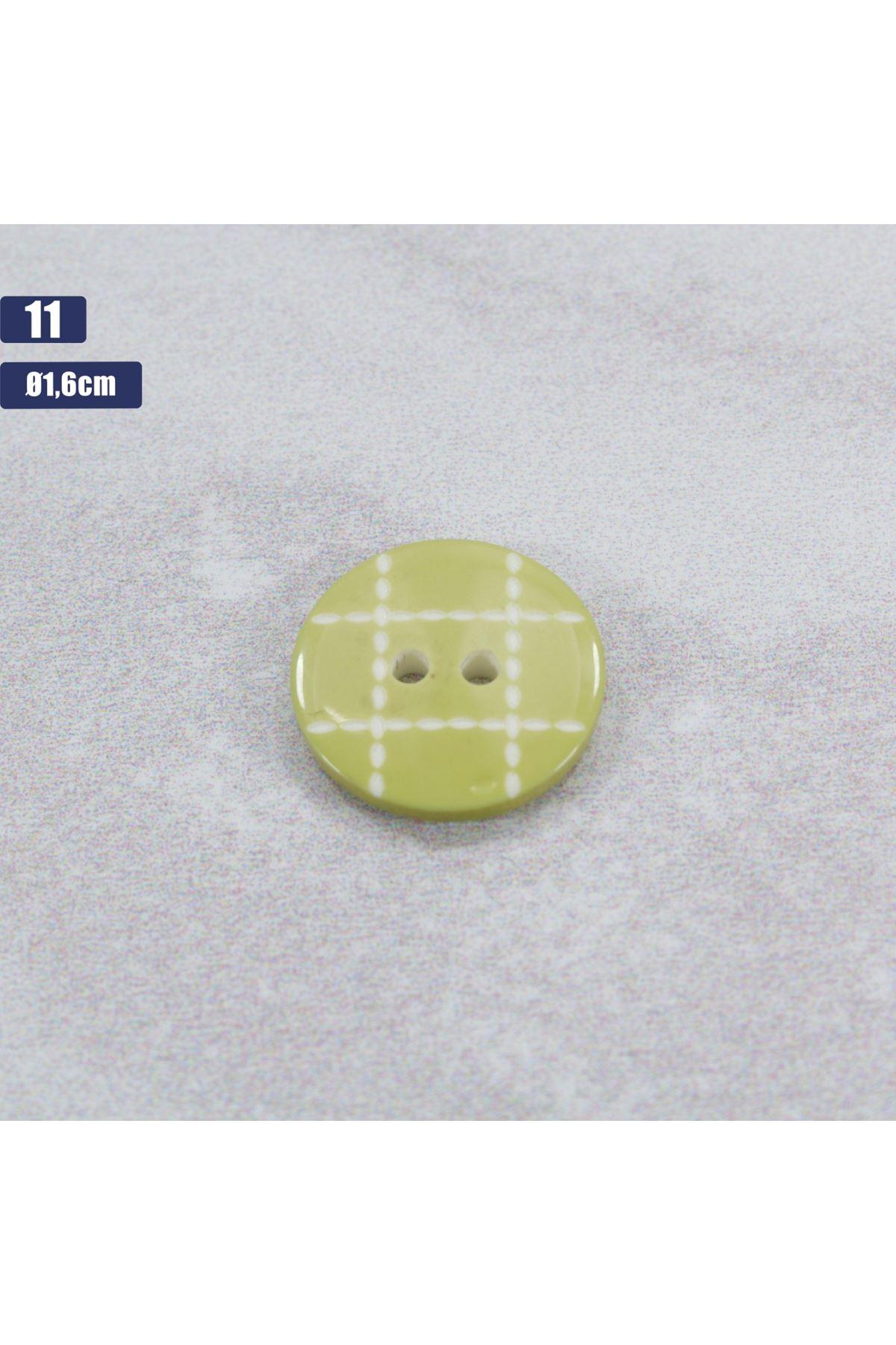Düğme 1 Adet - 11
