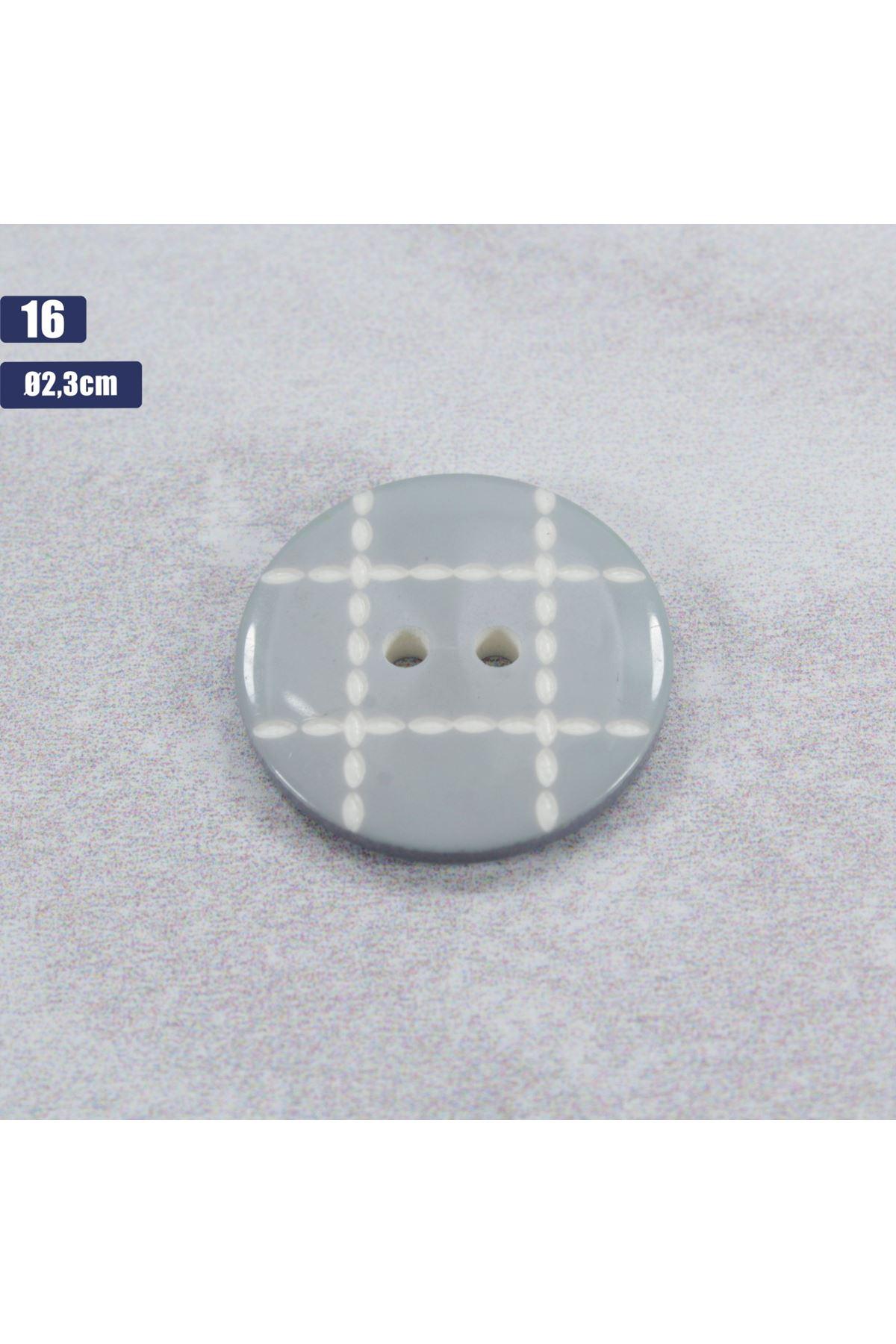 Düğme 1 Adet - 16