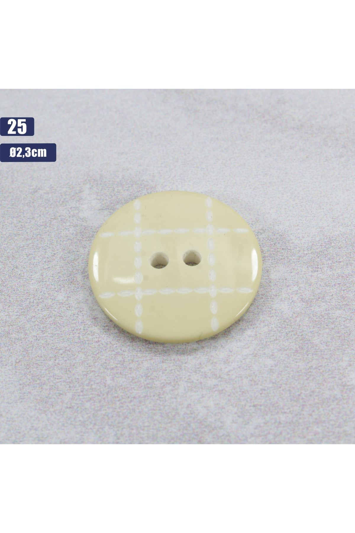 Düğme 1 Adet - 25