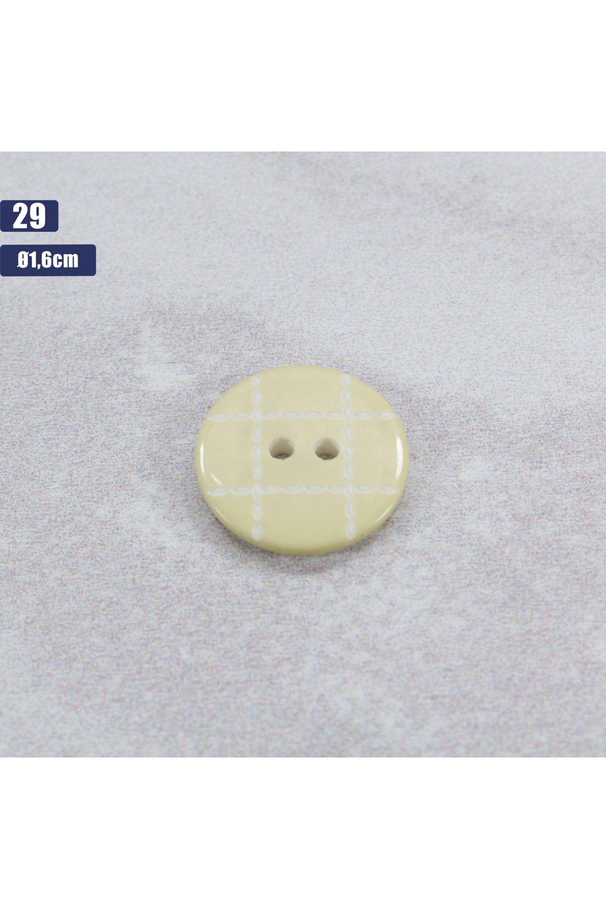 Düğme 1 Adet - 29