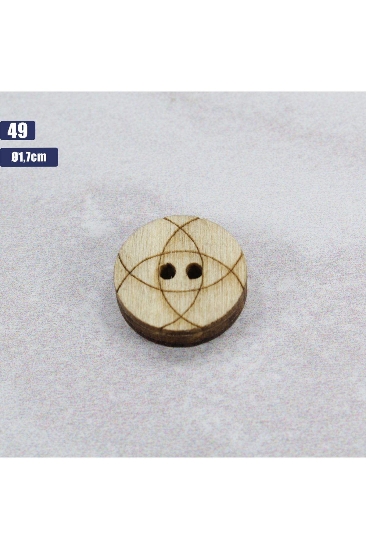 Düğme 1 Adet - 49
