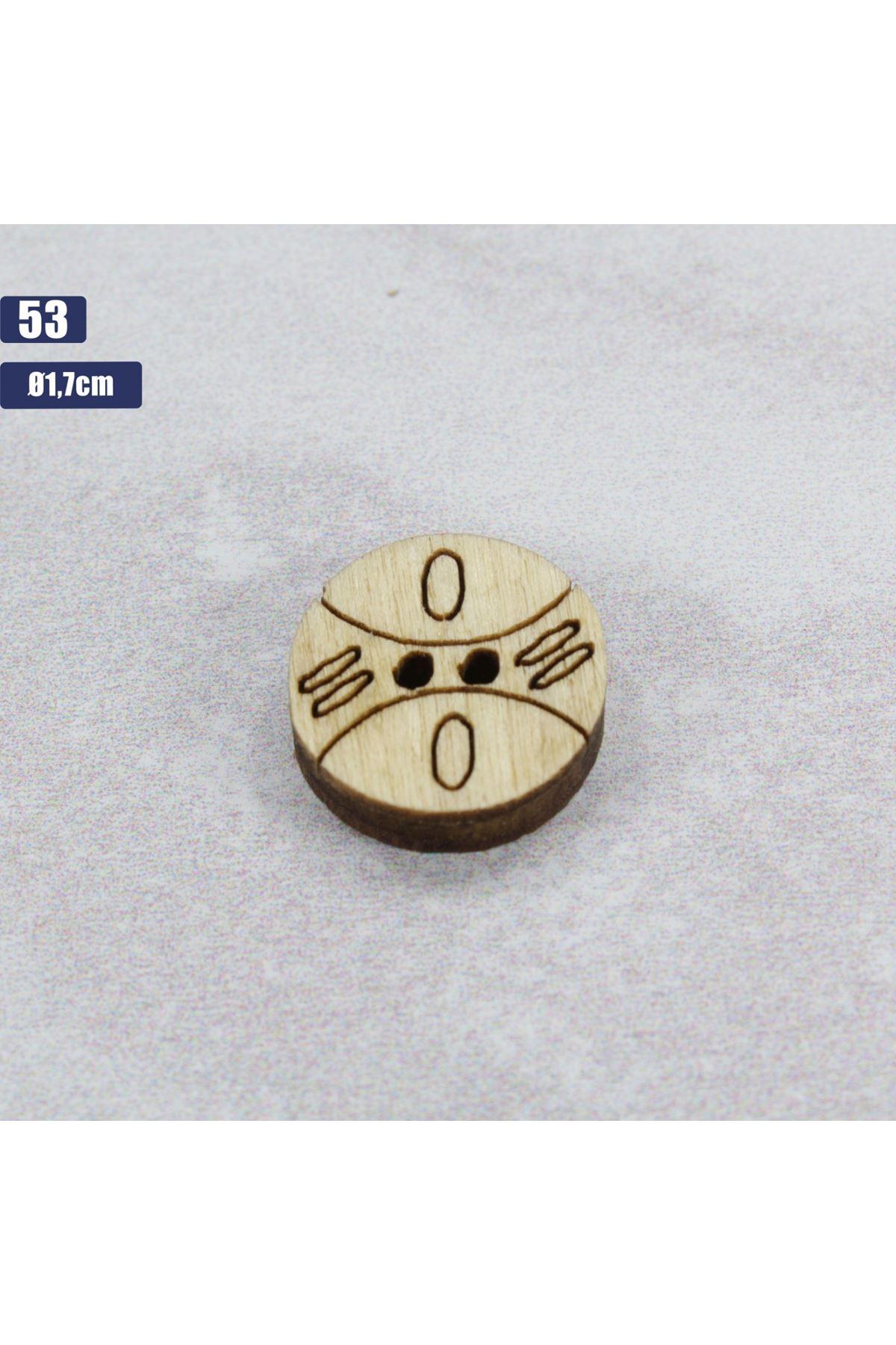 Düğme 1 Adet - 53