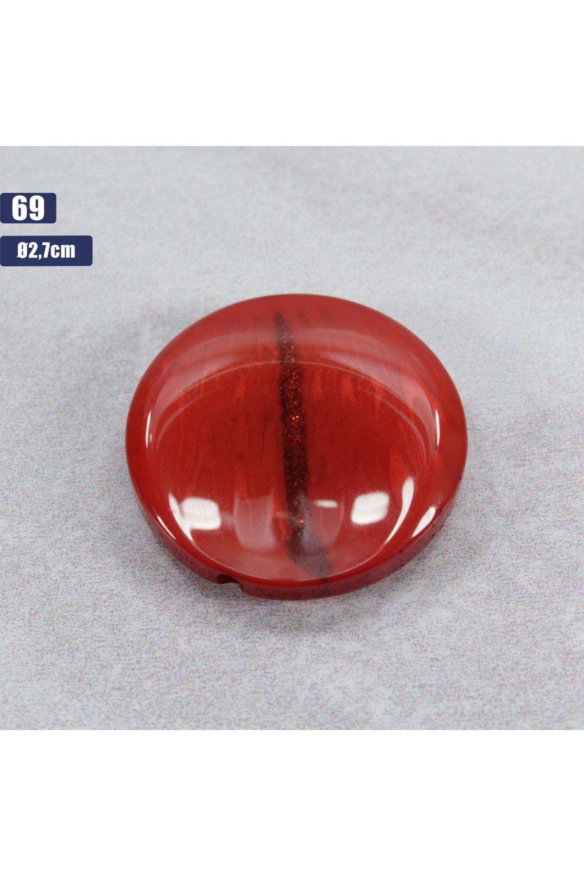Düğme 1 Adet - 69