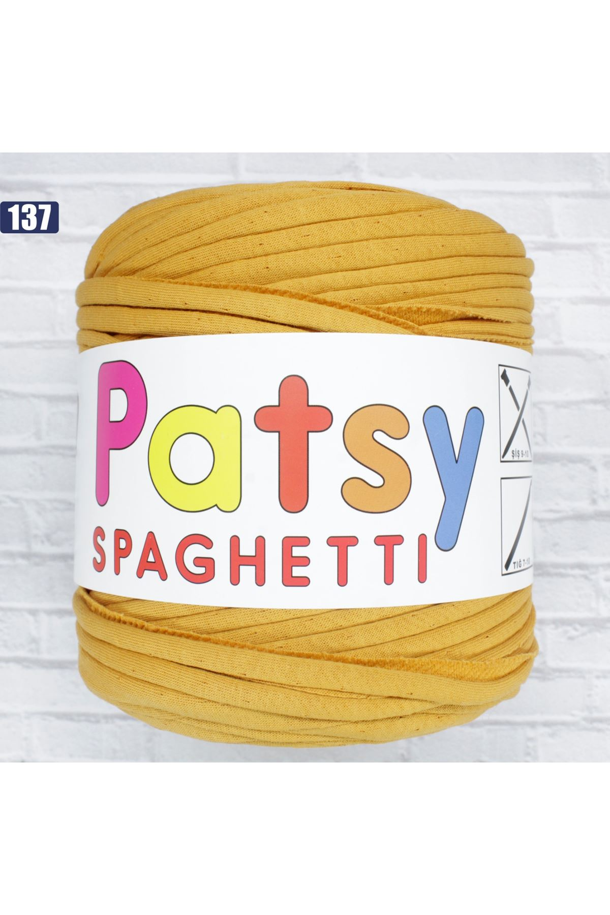 Patsy Spagetti Penye İp - 137