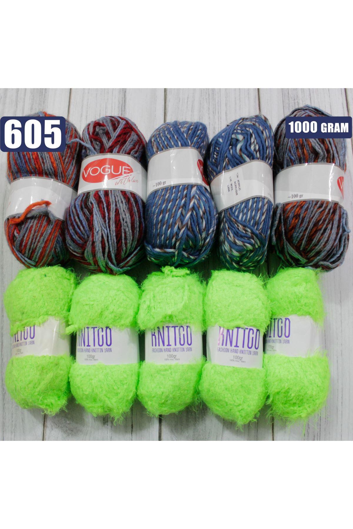 İhrac Fazlası Grup 605